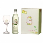 醉月HELLO KITTY青檸香酒320ml